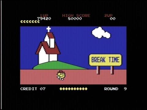 PAC-LAND (C64 - FULL GAME)