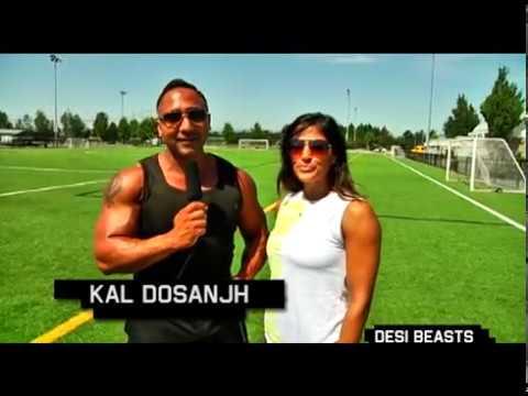 Desi Beasts on Team Punjabi