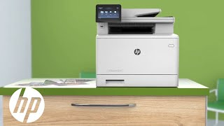 HP Color LaserJet Pro MFP M477 | Official First Look | HP