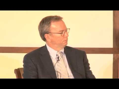 10000 Startups - Eric Schmidt, Executive Chairman - Google with Som Mittal, President - NASSCOM