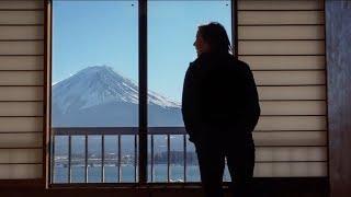 The best view of Mt Fuji from a $110 hotel room - Kawaguchiko, Japan