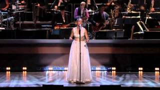 heather headley live singing reach out and touch at the john f kennedy center
