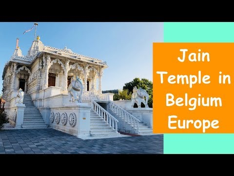 Amazing Jain Temple In Europe  | Antwerp | Diamond Merchants | Belgium
