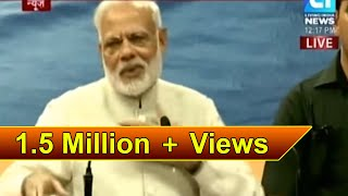 LIVE - PM MODI SPEECH (5:18) IN GOA 12:00 NOON NOVEMBER 13: I have put my life at risk