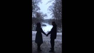 Love Story (очень красивая музыка) (Canon 500D - Helios Гелиос 44-2) Свадебное видео в Full HD