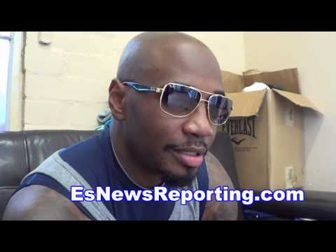 malik scott back in us was in camp with klitschko - EsNews boxing