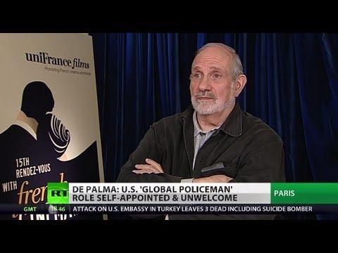 Surprise, surprise: US tortures people - Brian De Palma (RT EXCLUSIVE)