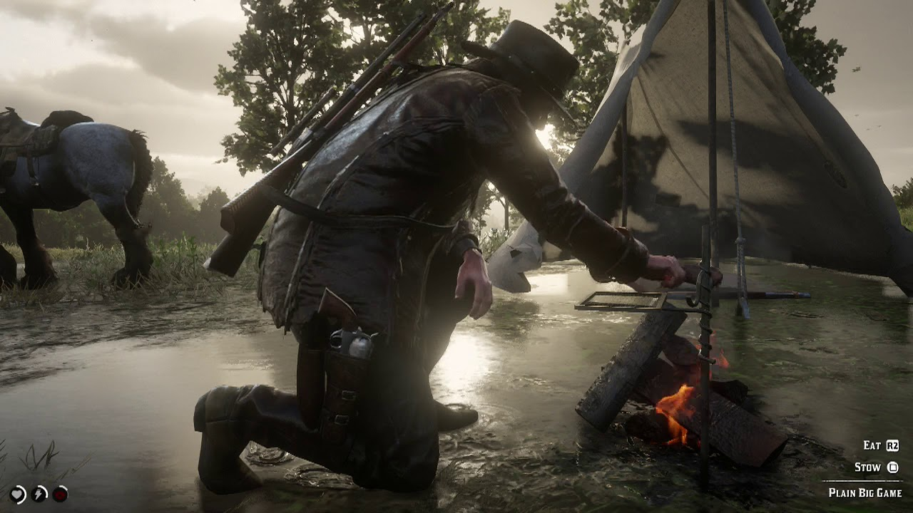 Red Dead Redemption 2 Improve Dead Eye Manually Tag Target