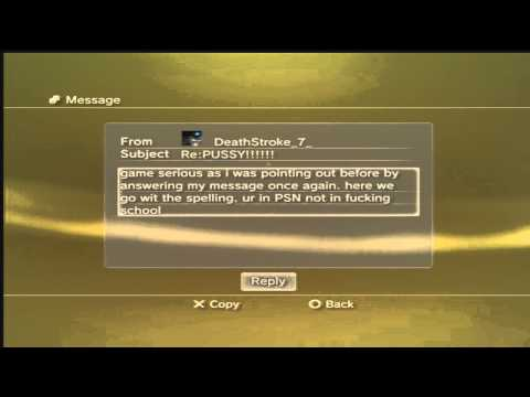 Funny Conversation On BF3 With Stupid Premium Player