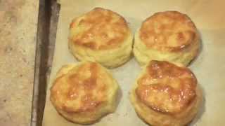 Light, Flaky NO FAIL Biscuits EVERYTIME