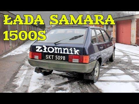 Złomnik: Łada Samara – szczyt radzieckiej technologii