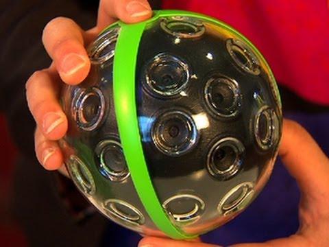 panono panoramic ball camera takes selfies to a new level youtubepanono panoramic ball camera takes selfies to a new level