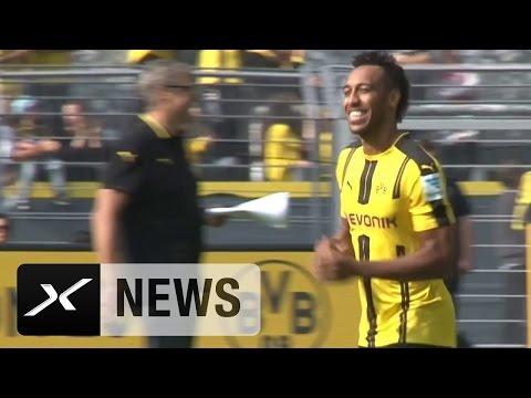 PSG oder Real Madrid: Verlässt Pierre-Emerick Aubameyang den BVB?   Borussia Dortmund