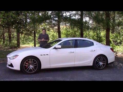 Thumbnail: Here's Why the Maserati Ghibli Is a Terrible Way to Spend $85,000