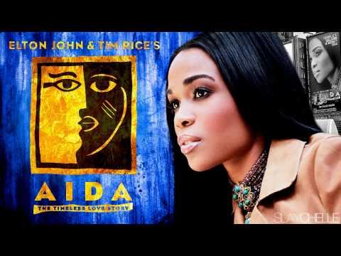 Aida: Michelle Williams -