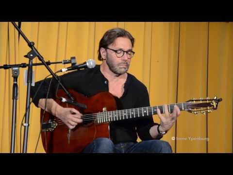Irene's GJ Adventures 273: Al DiMeola Presentation Part 1 (30 min.)