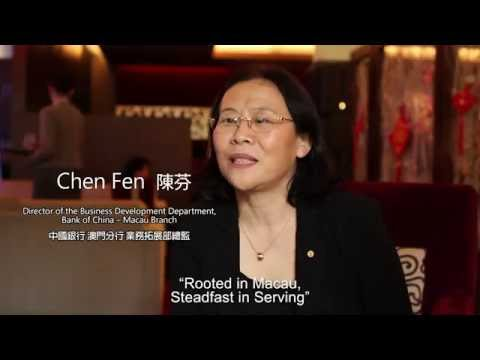 Partners and Friends of IFT: Chen Fen / 旅遊學院業界伙伴:陳芬