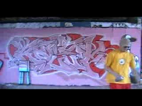 Hip Hop Graffiti jam - Těšnov Prague