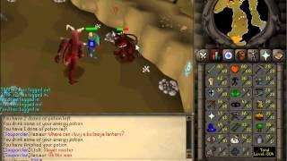 Runescape 2007 Lesser Demons Slayer Guide