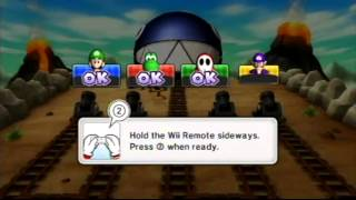 Mario Party 9 Boss Rush Mode 4 Players