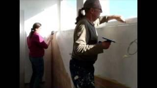 Sarasvati & Heinrich: »Tadelakt -  ein antiker marokkanischer Kalkputz« (2009)