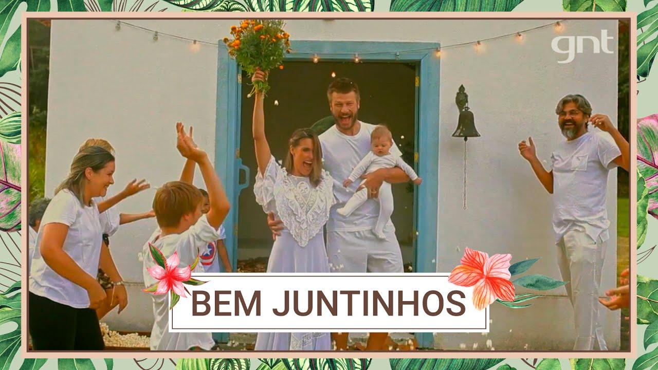 Download Fernanda Lima e Rodrigo Hilbert falam sobre a cerimônia de seu casamento | Bem Juntinhos