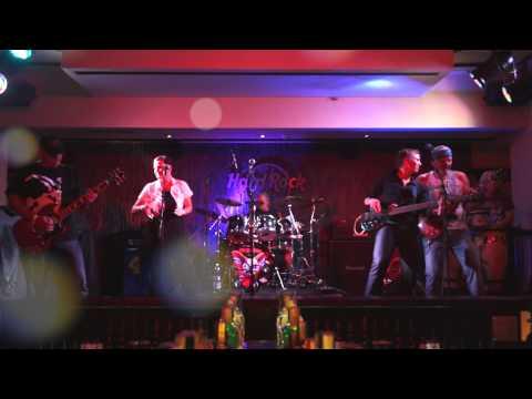 Sweet Pain - Unchain my heart, Hard Rock Cafe Prague 2nd Sept.2015