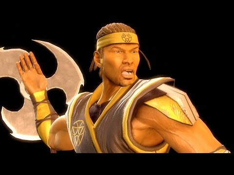 Mortal Kombat 9 - Cyrax Buzz Kill Fatality on all Characters 4K 60FPS Gameplay Fatalities Mods