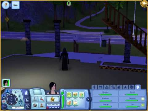 Sims 3 Boolprop Testing Cheat And The Grim Reaper