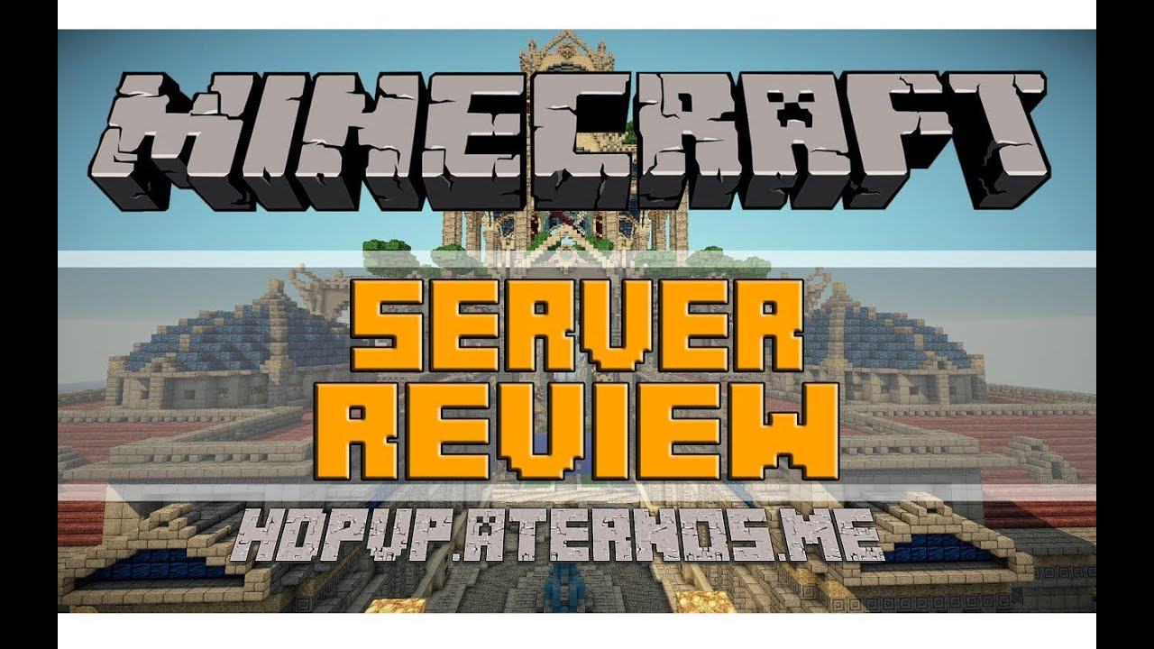 Server Spotlight #1 :: HDPVP.ATERNOS.ME - YouTube