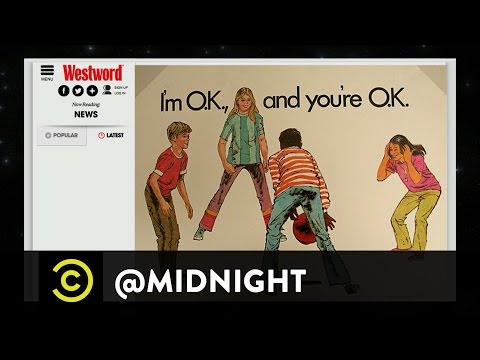 Grace Helbig, Hari Kondabolu, Matt Braunger - Poster Children - @midnight with Chris Hardwick
