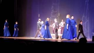 Песня «Город» из спектакля «Поллианна»