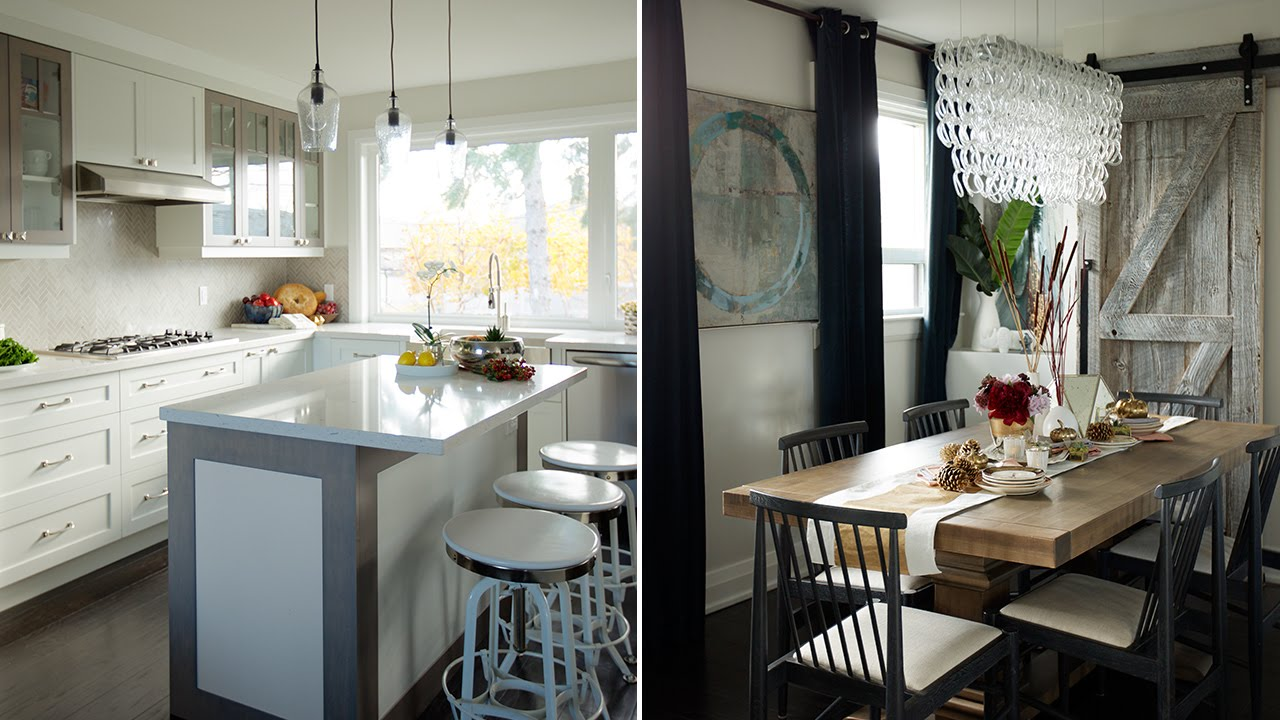 Interior Design  Tour A Young Familys Functional And ...