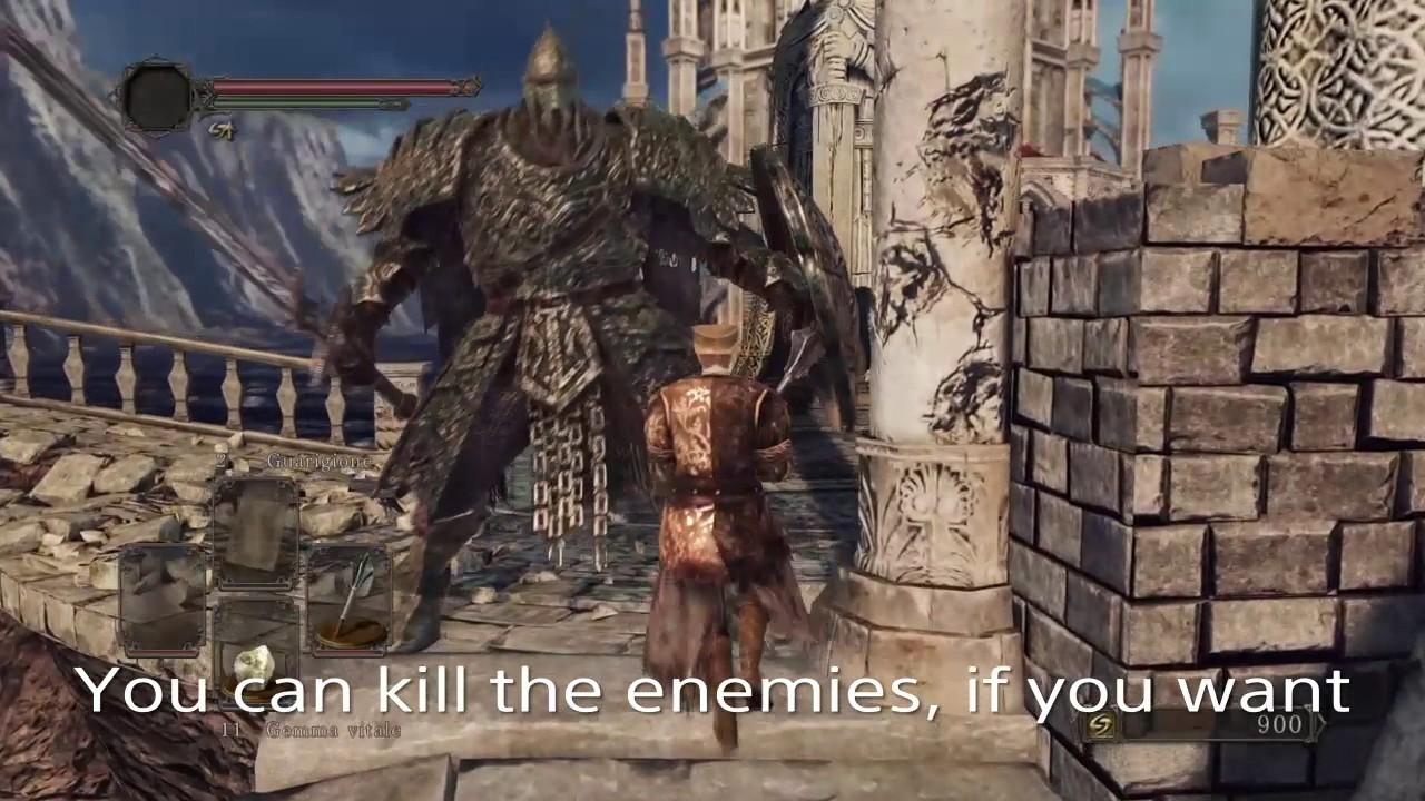 How To Be Op With Hexer Dark Souls 2