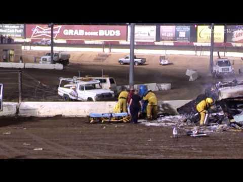 Perris Auto Speedway accident