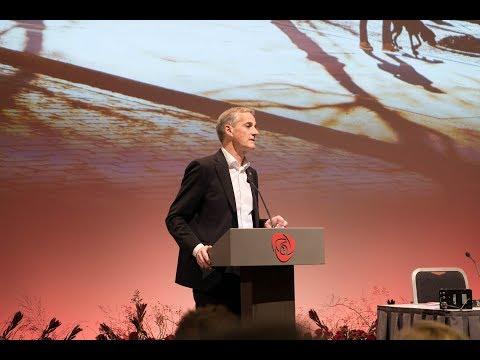 Jonas Gahr Støre – Arbeiderpartiets landsstyremøte 19. september 2017