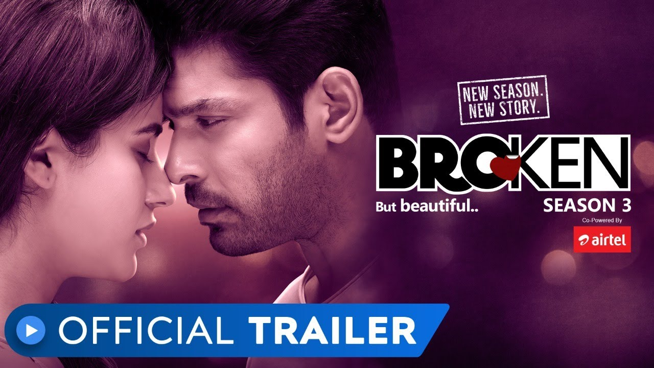 Broken But Beautiful 3 | Official Trailer | Sidharth Shukla | Sonia Rathee | MX Player