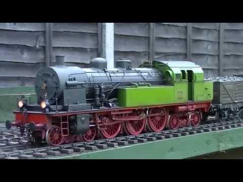 Gauge 1 Marklin Wuttembergische T 18 R/C with sound smoke and lights