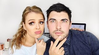 HOW WELL DO WE KNOW EACH OTHER?! WITH MY BOYFRIEND!