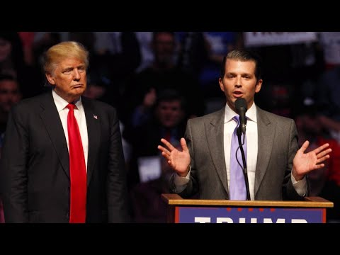 Is Donald Trump Jr. Miserable With His Father in the White House?