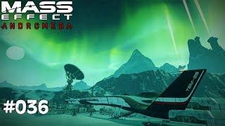 MASS EFFECT ANDROMEDA #036 - Voeld Aussenposten - Let's Play Mass Effect Andromeda Deutsch / German