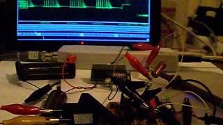 Bu LF va HF uzatish generator - puls 1Hz-200MHz