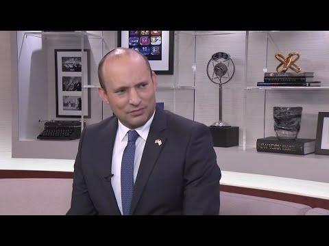 Israeli Education Minister Naftali Bennett Interview