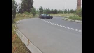 Bmw e36 318is street drifting