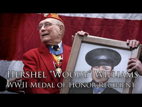 "2015 Honors: CW04 Hershel ""Woody"" Williams (Narrated by Ryan Phillippe)"