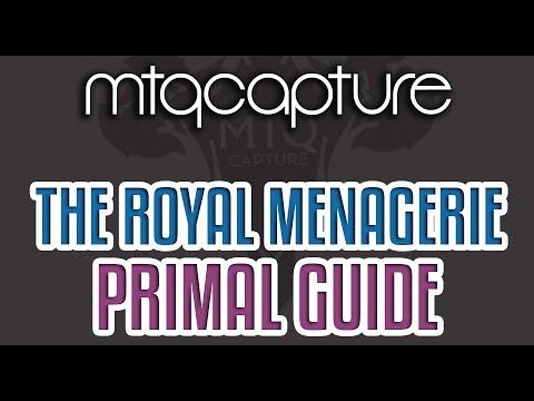 The Royal Menagerie - Final Fantasy XIV A Realm Reborn Wiki