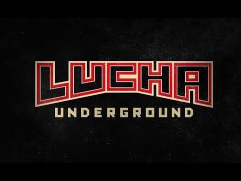 WWE 2K18 Universe Mode Lucha Underground: The Rey Boss Machine