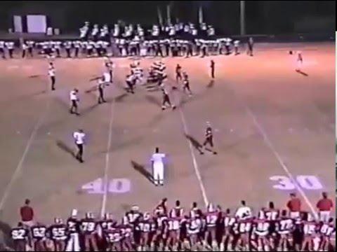 2000 Stilwell Indians at Grove Ridgerunners Football