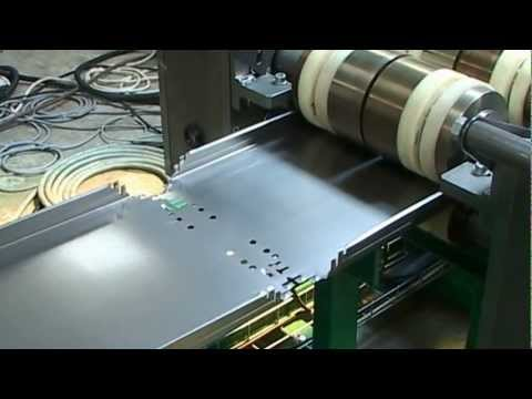 Attl a spol s.r.o.: Roll forming machine to produce shelving systems