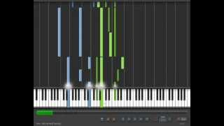 Chronique de Narnia The battle piano tutoral